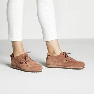 Birkenstock Montana Plus Suede Sneakers Shoes 38